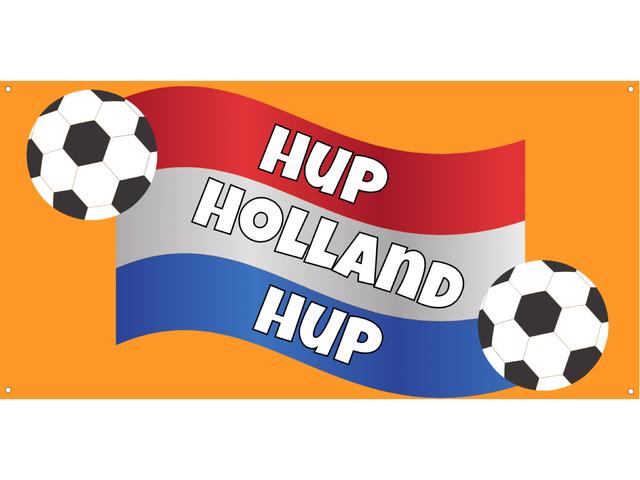hup Holland hup!