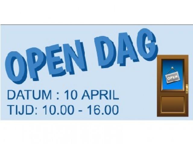 Spandoek - Open Dag - Vereniging